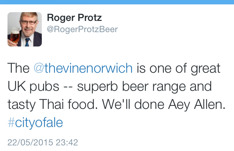 roger-protz-camra-testimonial-vine-thai-norwich