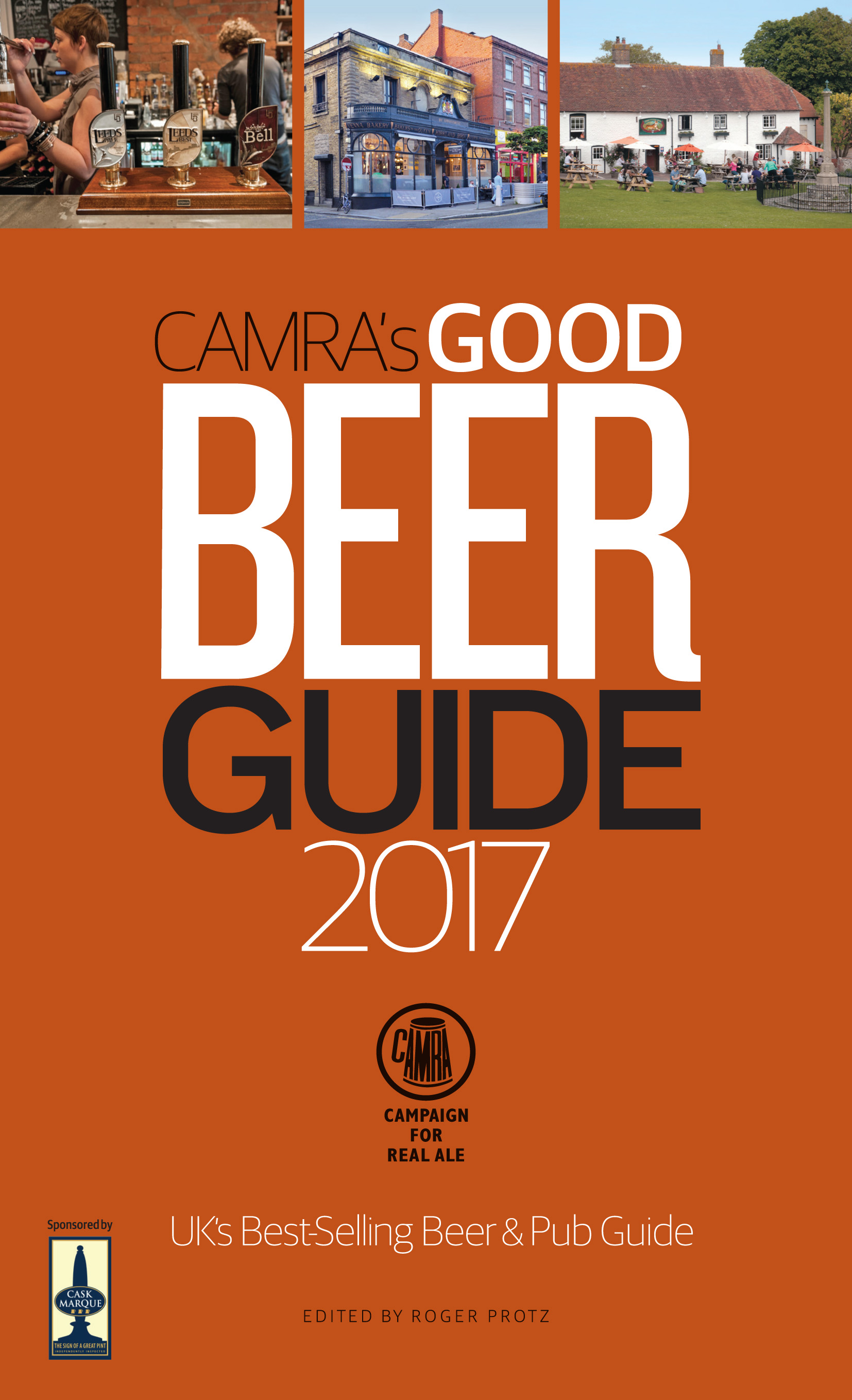 camra good beer guide 2017