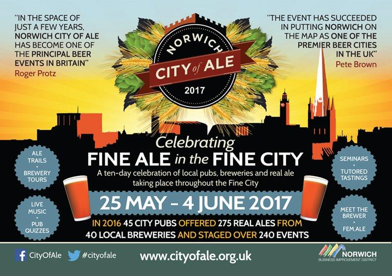 norwich city of ale 2017