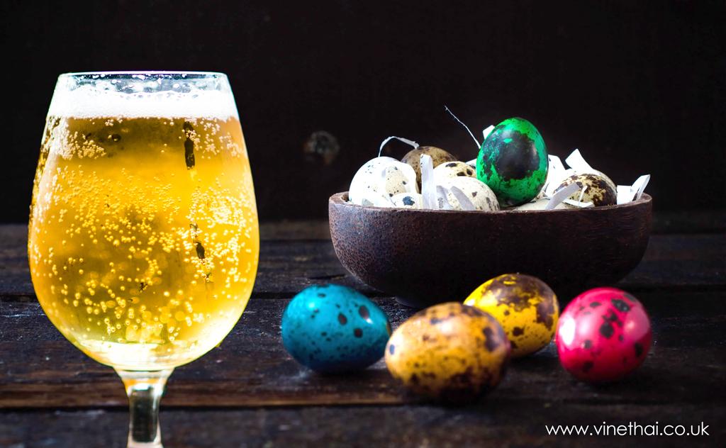 vine thai norwich pub easter beer