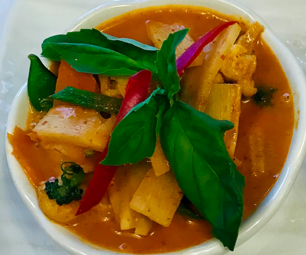 vegetarian and vegan thai food norwich