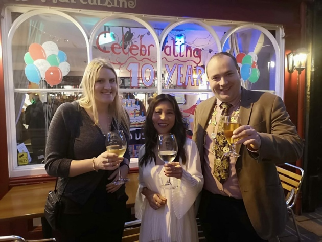 Norwich Pub To Host Winter Beer Festival